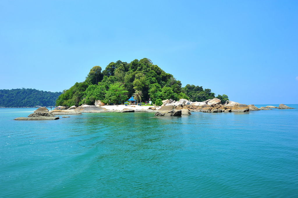 L'île de Pangkor